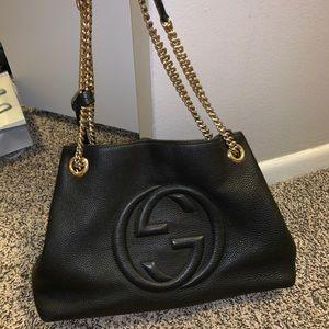 Gucci Bags - Medium Gucci Soho Chain Bag